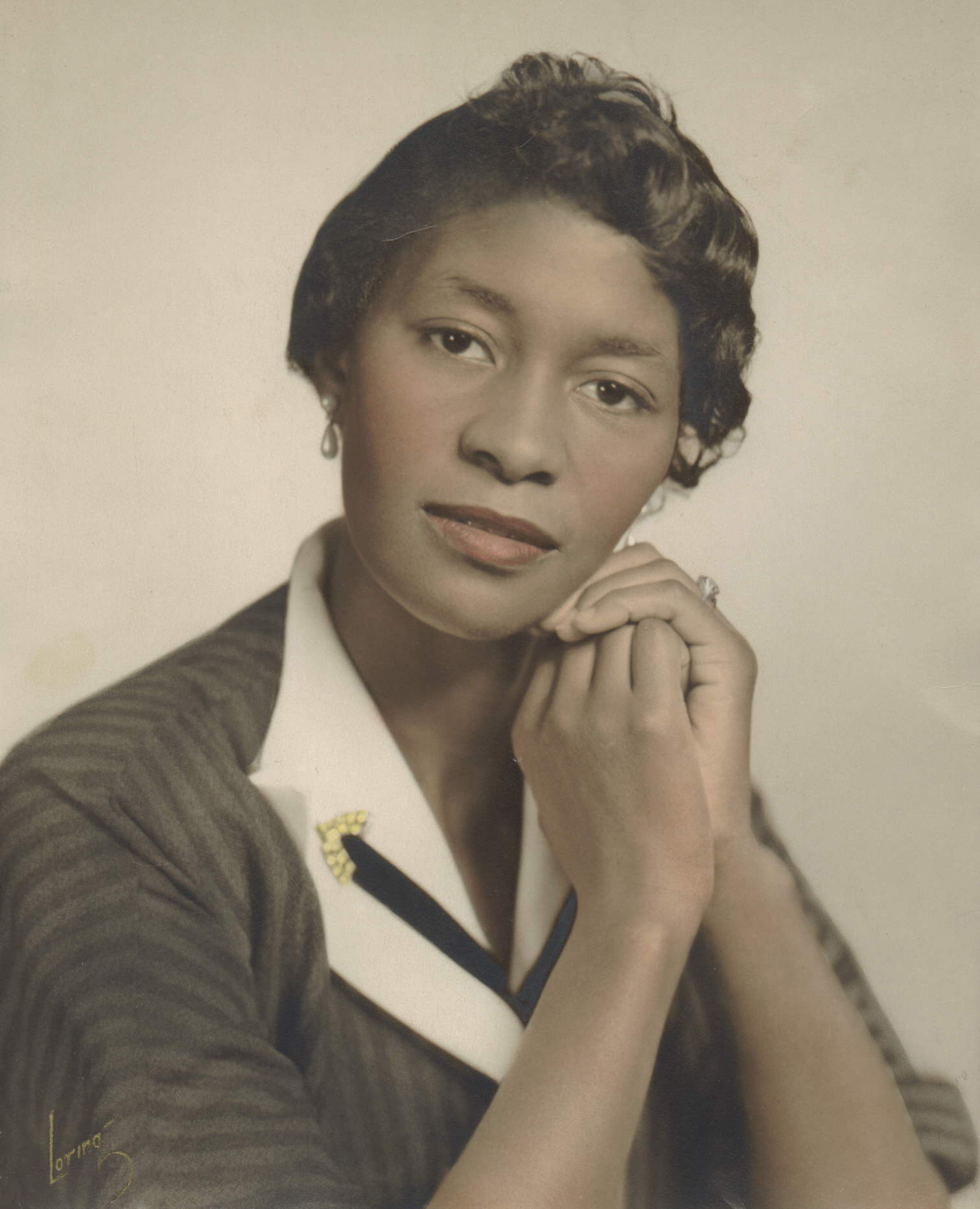 Photo of Florence Vinson-Walker