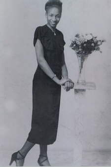 Photo of Florence Vinson